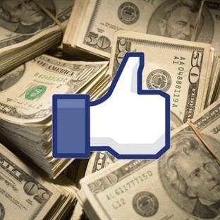 Facebook Kullanıcıları Artık Para Kazanacak