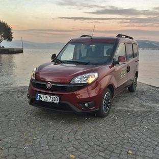 Fiat Doblo Premio Plus Test Sürüşü