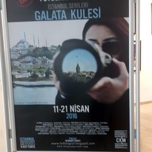 Galata Kulesi Fotografları
