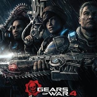 Gears Of War'dan Ilk Teaser Yayınlandı