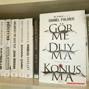 Görme Duyma Konuşma || Daniel Palmer