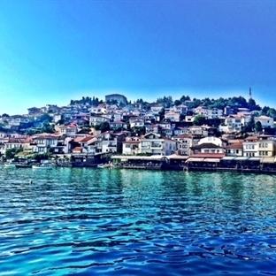 Hayatımın Kalanını Geçirmek İstediğim Şehir: Ohrid