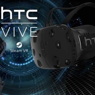 HTC Vive ve SteamVR'den Sanal Gerçeklik Fragmanı