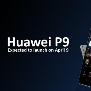 Huawei P9 Londra'da Tanıtıldı