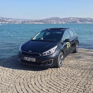 Kia Cee'd Premium Test Sürüşü