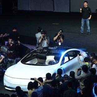 LeEco'nun elektrikli arabası göründü