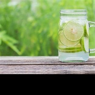 Limonlu su içmek için 10 sağlıklı neden