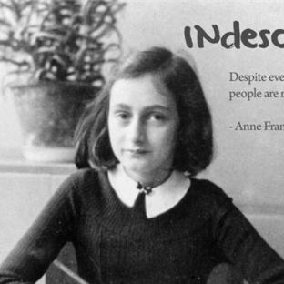 İlk Kadın Yahudi Yazar Anne Frank Ölüm Yıldönümü