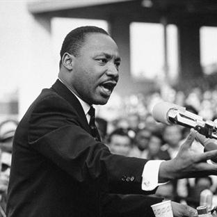 Martin Luther King ve 'Bir Hayalim Var' Konuşması