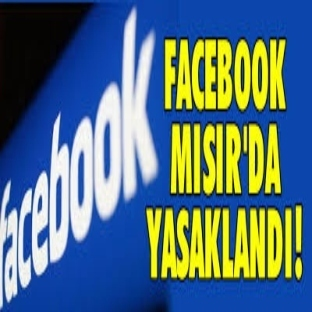 Mısır, Facebook'un İnternet Hizmetini Yasakladı