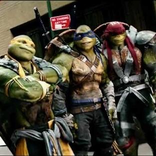 Ninja Kaplumbağalar 2'den Bir Fragman Yayınlandı