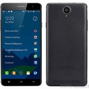 Nokia Android'i Tercih Etti Karşınızda Nokia A1