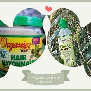 Organics Hair Mayonnaise / Deneyimim 2
