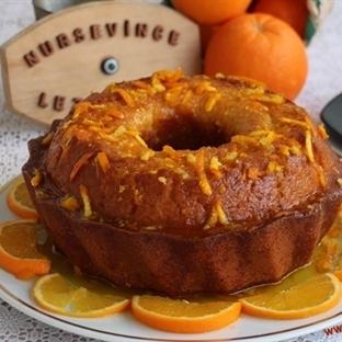 Portakallı Islak Nefis Kek