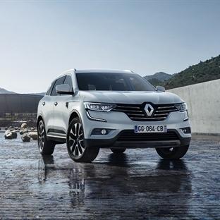Renault, Yeni Koleos'u Pekin'de Tanıtıyor