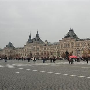 Rusya Yolculuğu Moskova-1