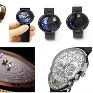 Saat tasarımlarına 23 yaratıcı örnek