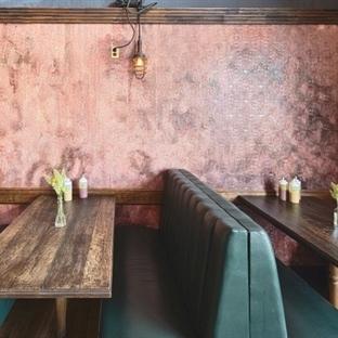 San Francisco'da Smokestack Restaurant Aydınlatma