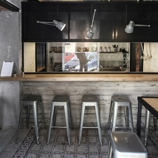 Studio DiDeA'dan Unto Fast Food Restaurant