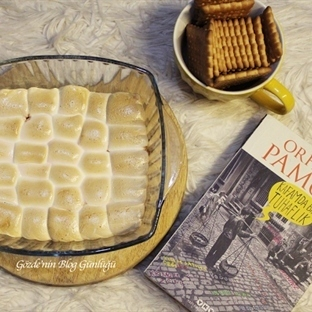 Tatlı Krizine Basit Çözüm: Marshmallow Tatlısı