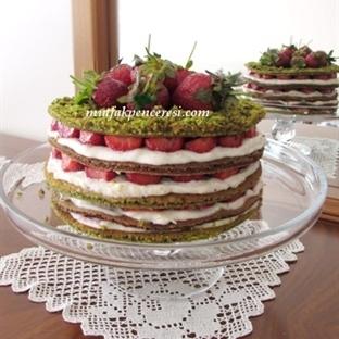 Tava Keki Pastası