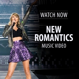 "Taylor Swift'ten yeni klip: ""New Romantics"""
