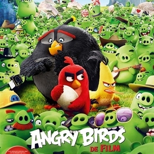 """The Angry Birds Movie""den Yeni Trailer!"