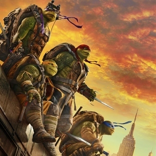 """TMNT: Out Of The Shadows""dan yeni trailer!"