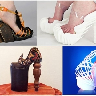 Topuklu ayakkabı: Giymesi cesaret isteyen 16 topuk