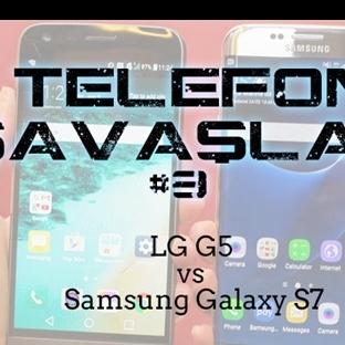 TS #3: LG G5 vs Samsung Galaxy S7