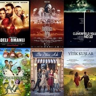 Vizyona Giren Filmler : 1 Nisan