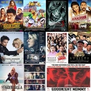 Vizyona Giren Filmler : 8 Nisan