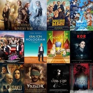 Vizyona Giren Filmler : 22 Nisan