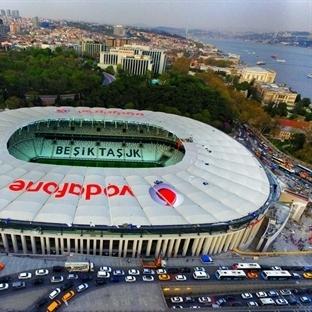Vodafone Arena: Kartal'ın Yeni Yuvası