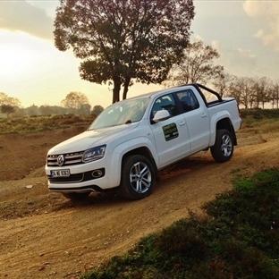 Volkswagen Amarok Exclusive Test Sürüşü