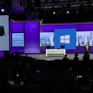 Windows'un Yaz Güncellemesinde ki Yenilikler