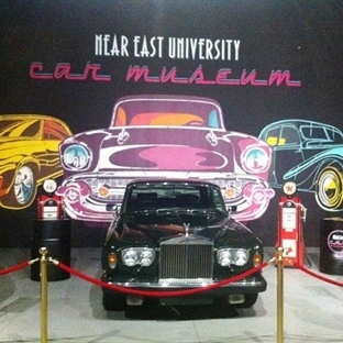 Yakın Doğu Üniversitesi Klasik ve Spor Araba Müzes
