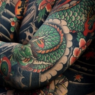 Yakuza Dövmeleri