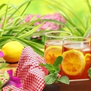 Yaz Yaklaşıyor:Soğuk Çay Sevenlere Uyarı!