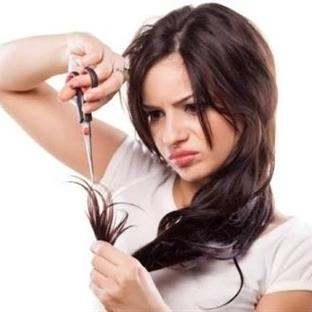 Yıpranmış Saçlar İçin Bakım Kürü