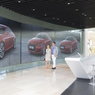 Audi City İstanbul İstinyepark'ta Açıldı