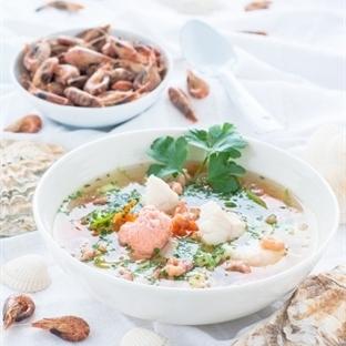 Husumer Fischsuppe - ein Stück Meer auf dem Teller