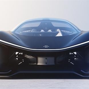 Yeni Elektrikli Otomobil Konsepti Faraday