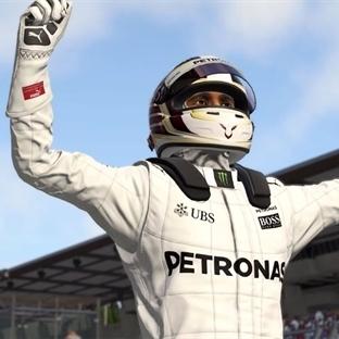 F1 2016'nın Yeni Videosu Görülmeye Değer!