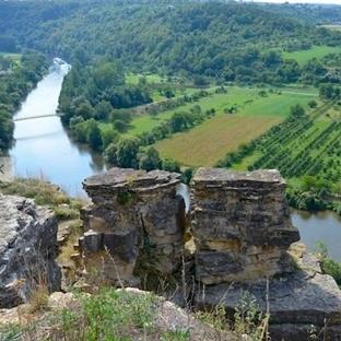 Die Felsengärten von Hessigheim
