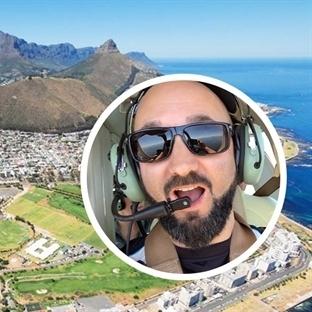 Hubschrauber Rundflug über Kapstadt