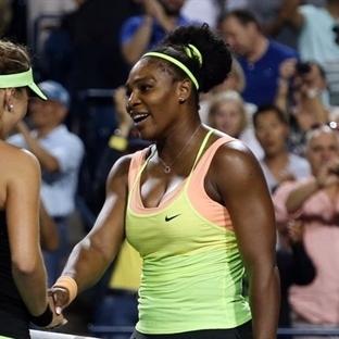 Serena Williams'ın Özel Röportajı