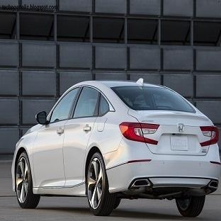 2018 Honda Accord Özellikleri
