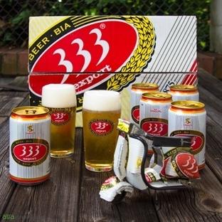 333 - Vietnamesisches Bier