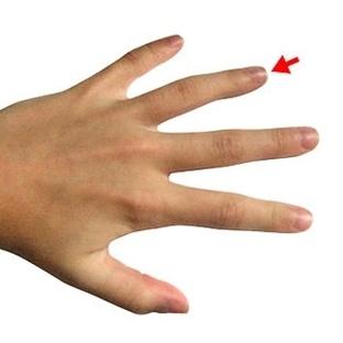4. Parmağın Gizemi!